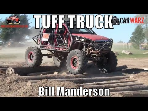 Bill Manderson 2001 Dodge Second Round Unlimited Class Minto Tuff Truck Challenge 2018