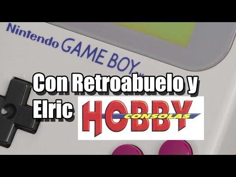 GAME BOY HOBBY CONSOLAS