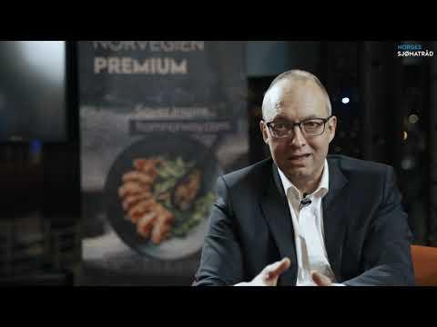 Norsk laks- og ørreteksport i 2020 - en robust fisk