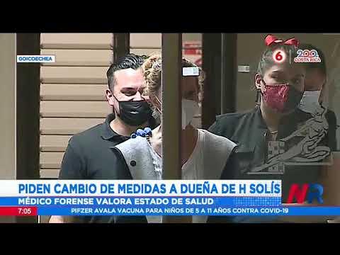 Caso Cochinilla: Piden cambio de medidas a dueña de H. Solís por enfermedad crónica