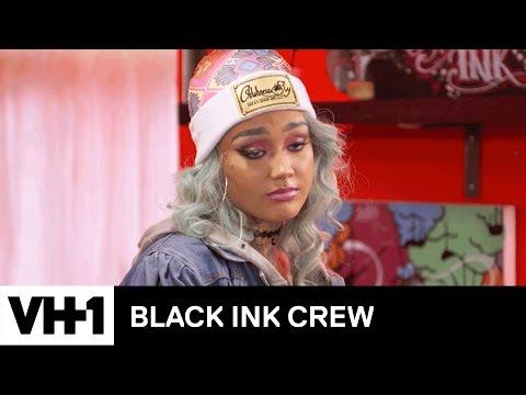 Donna Doesn't Think Sky Deserves Her Promotion | Black Ink Crew