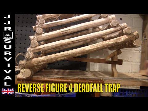 Reverse Figure 4 Deadfall Traps