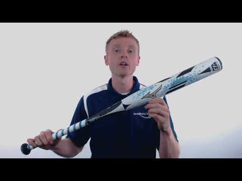 2018 Mizuno Silhouette -13 Fastpitch Softball Bat: FP18SHT13