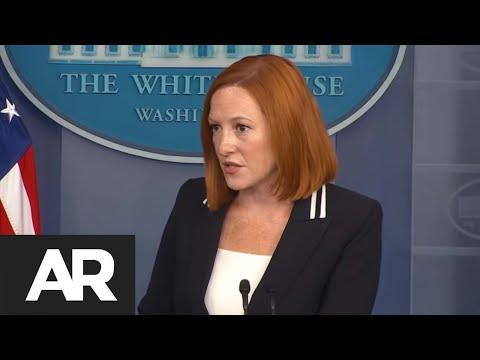 La respuesta de la vocera de la Casa Blanca a un periodista sobre el aborto
