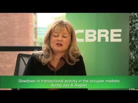 CBRE Ireland – Bi Monthly Research Report September 2015