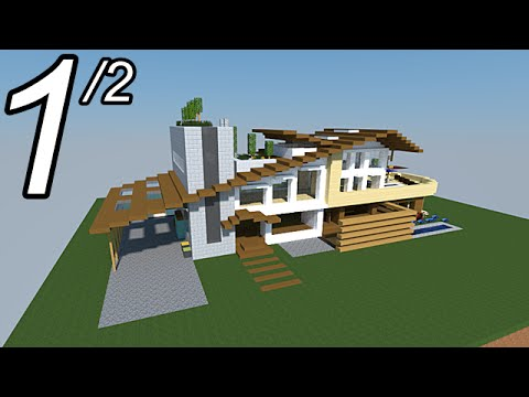 Download youtube to mp3 fr minecraft maison r aliste for Maison moderne minecraft xbox one