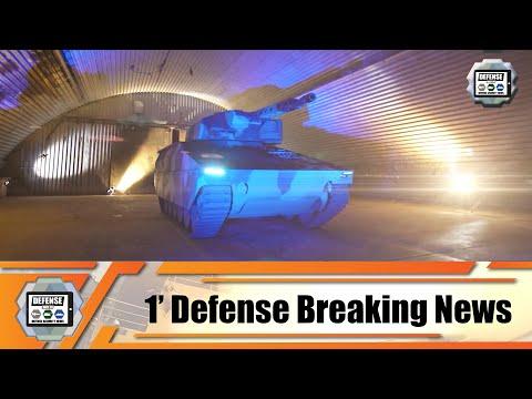 Hungary orders 218 German Lynx KF41 tracked armored IFV Infantry Fighting Vehicles from Rheinmetall