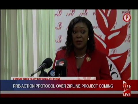 Legal Action Looming Over Tobago Zipline Project