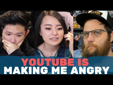 Angry Rant: Youtube Is SERIOUSLY Messing Up Again!