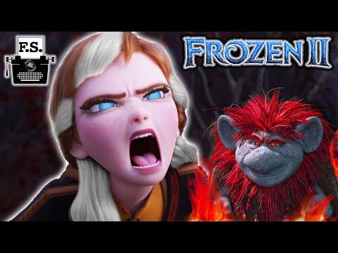 What If Anna Was The Villain In Frozen 2?
