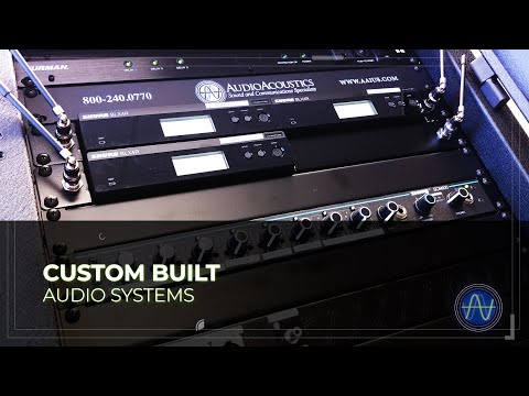Custom Built Systems from Pro Audio Superstore