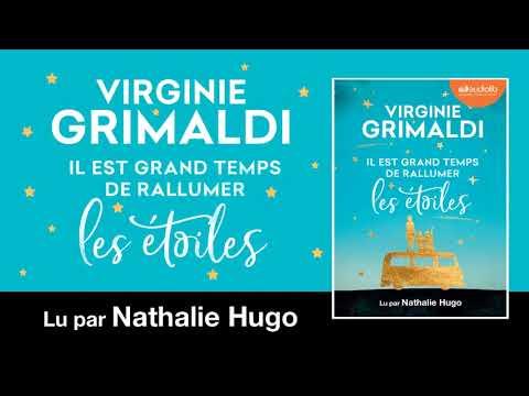 Virginie Grimaldi Babelio