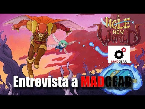 MAD GEAR GAMES: Entrevista
