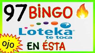 ÉXITOS HOY....! (( 97 )) BINGO HOY/ loteria LOTEKA HOY/ NÚMEROS GANADORES HOY/RESULTADO de LOTERÍAS