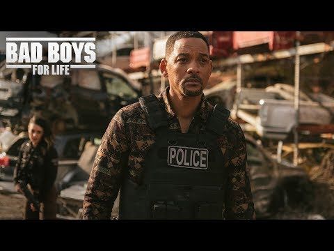 BAD BOYS FOR LIFE. Vuelven los policías rebeldes. En cines 17 de enero.