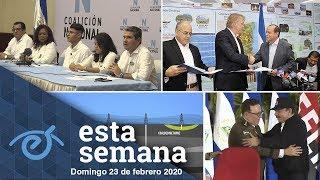 ????#EstaSemana | El alineamiento político de Avilés, la Coalición Nacional y el megaproyecto eléctrico