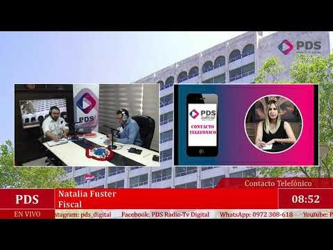 Estuvimos en comunicación con la Fiscal Natalia Fuster