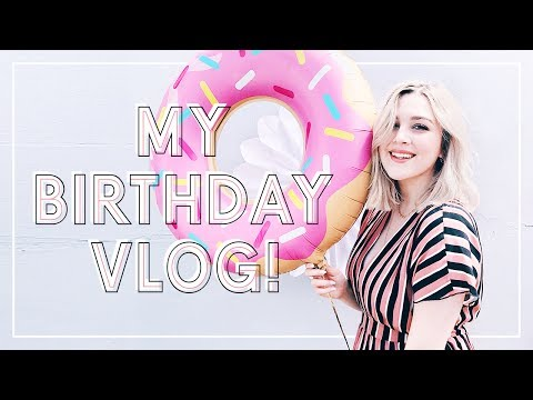 MY BIRTHDAY VLOG! | #ICOVETJUNE | I Covet Thee Vlog