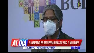 Procuraduría iniciaría un juicio civil contra Murillo
