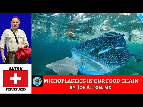 Microplastics in Our Food Chain: By Dr. Joe Alton