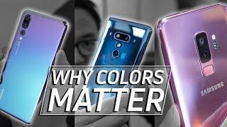 Do Smartphone Colors Matter?