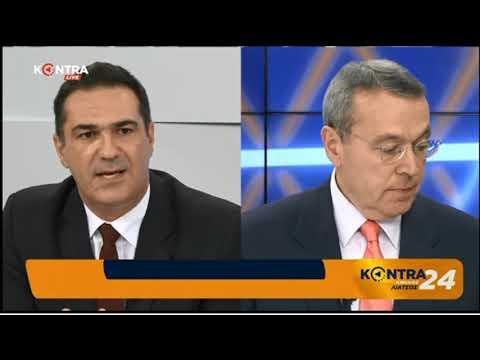 Τ. Διαμαντόπουλος με τον Αιμίλιο Λιάτσο 15-11-2018