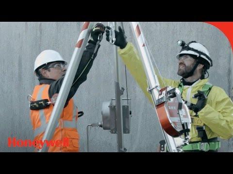 DuraHoist 3Pod le trépied Honeywell Miller pour espaces confinés | Honeywell Safety
