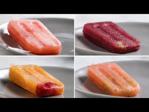 Sangria Ice Pops