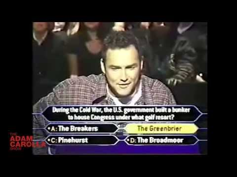 Norm MacDonald Remembers Being One Question Away from a Million
