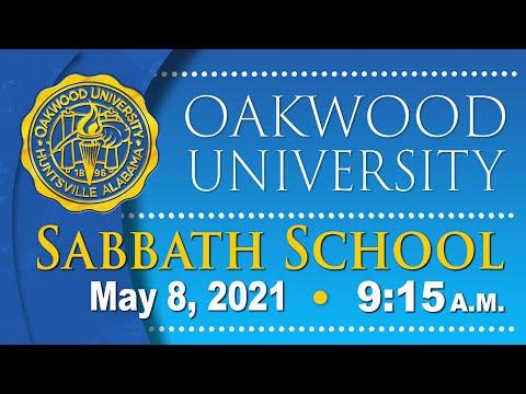 Oakwood University Graduation - Virtual Sabbath School: 05/08/21