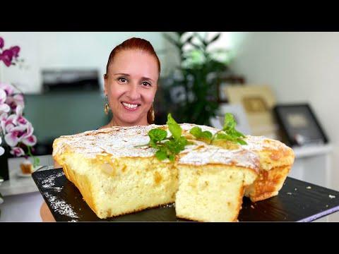БЕЗ МУКИ Королевская творожная запеканка «Крутая бабка» лучше сырников Люда Изи Кук Soft Cheesecake