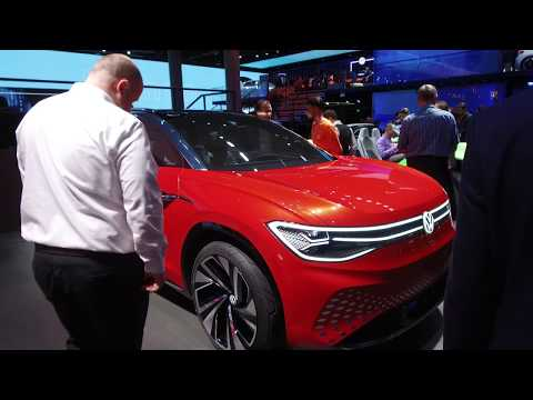 Nowości Volkswagena na salonie samochodowym we Frankfurcie