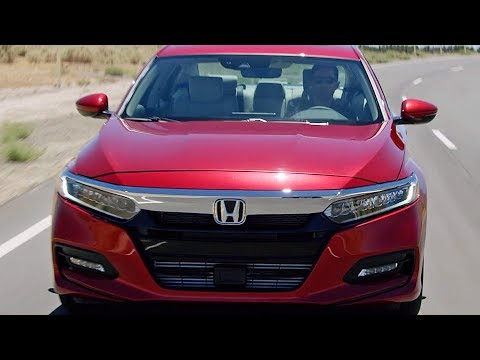 Honda Accord (2018) Ready to fight Toyota Camry [YOUCAR]