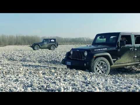Jeep al Raduno Internazionale 4x4 Città di Gradisca 2016