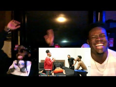 PIMPING MY GIRLFRIEND FOR RENT MONEY PRANK ON AR'MON AND TREY!!! *REACTION*