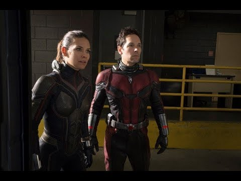 Ant-Man y la Avispa - Trailer final español (HD)
