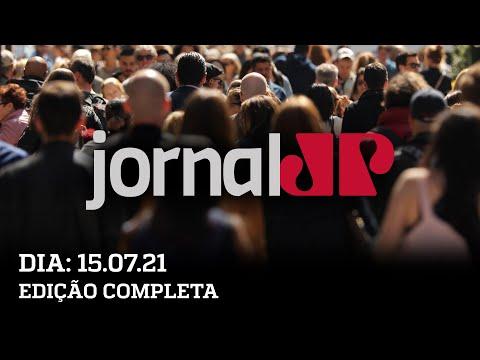 CPI OUVE REPRESENTANTE DA DAVATI NO BRASIL - Jornal Jovem Pan - 15/07/2021