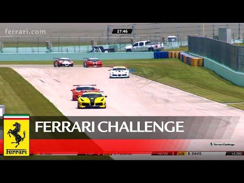 Ferrari Challenge North America ? Homestead-Miami, Coppa Shell Race 1