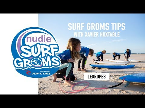 Surfing 101: How To Wear A Legrope, Lesson 1