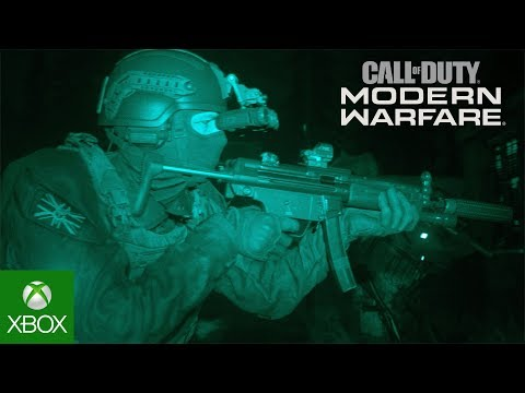 Official Call of Duty®: Modern Warfare® - Reveal Trailer