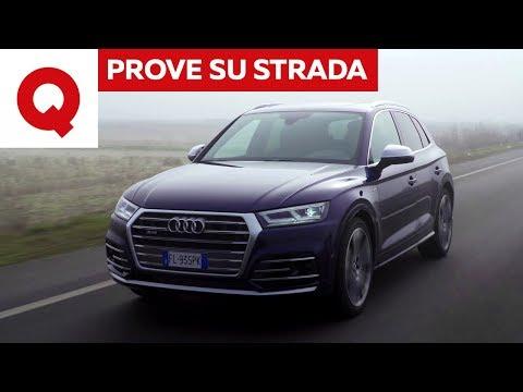 Audi SQ5: la prova completa | Quattroruote