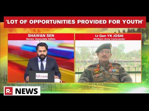 Northern Army Commander Lt Gen YK Joshi Speaks On The Impact Of Abrogation Of Article 370 In J&K