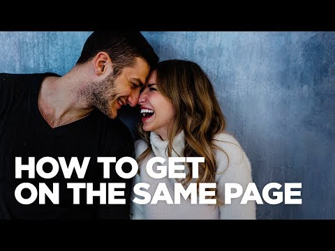 How to Get on the Same Page - The G&E Show photo