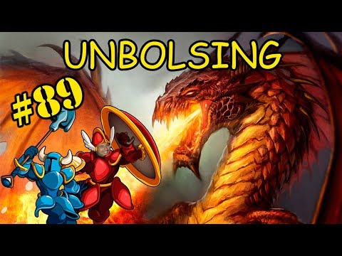 UNBOLSING 89 UNA MASTER, UN DRAGON Y JUNIOR