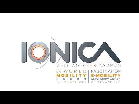 IONICA ICE 2019 - EGO-Kits Showcase
