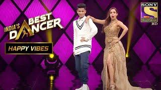 Malaika और इस Contestant ने लगाया दिया Duet   India's Best Dancer   Happy Vibes - SETINDIA