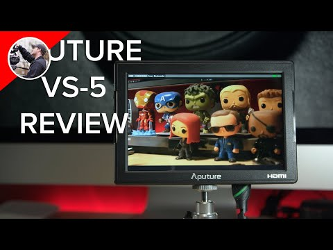 Aputure VS-5 Monitor Review