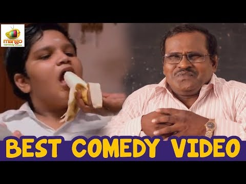 Best Comedy Videos | Pandavullo Okkadu Telugu Movie | Non Stop Comedy | Mango Comedy Scenes