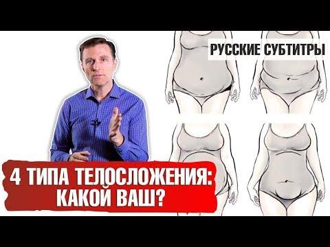 4 метаболических типа телосложения: КАКОЙ ВАШ? (русские субтитры) photo