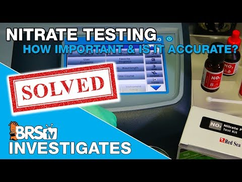 How important is nitrate testing and is my test kit accurate enough?  | BRStv Investigates